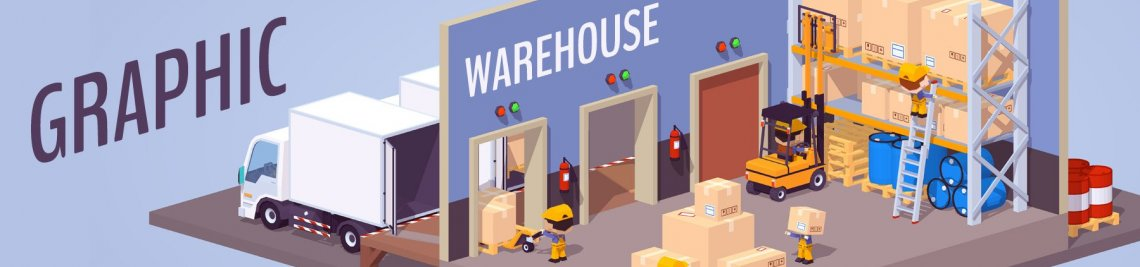 Graphic Warehouse Profile Banner