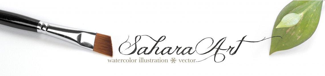 SaharaArt Profile Banner