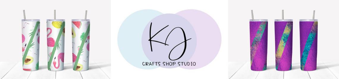 KJCraftsShopStudio Profile Banner