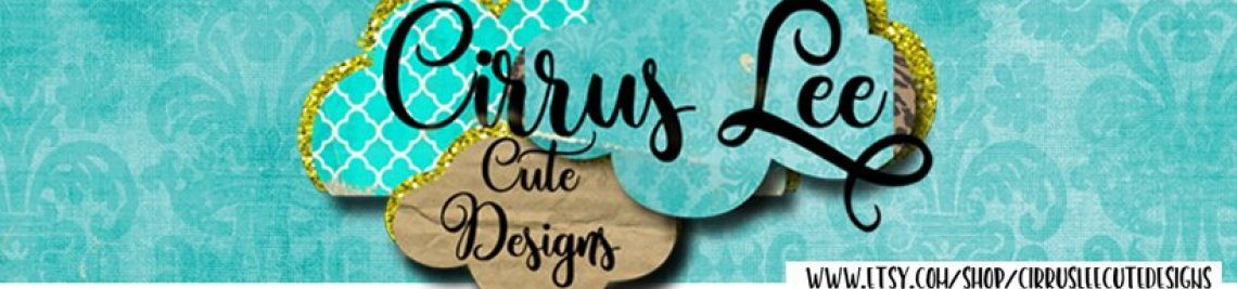 Cirrus Lee Cute Designs Profile Banner