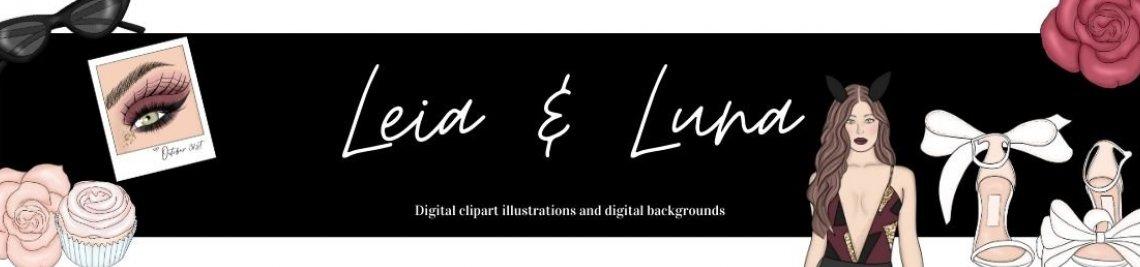 Leia & Luna Profile Banner