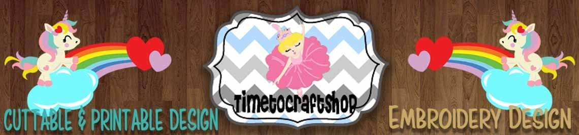 Timetocraftshop Profile Banner