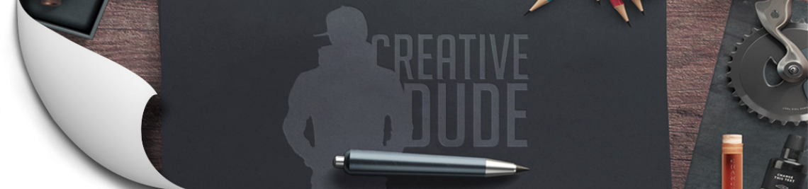 Creative Dude Profile Banner