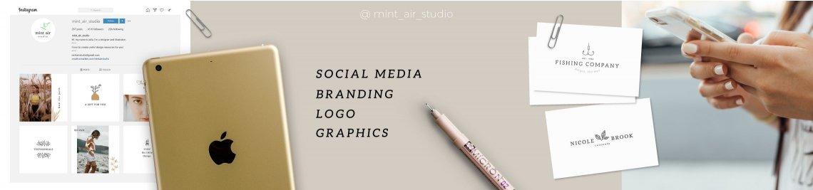Mint Air Studio Profile Banner
