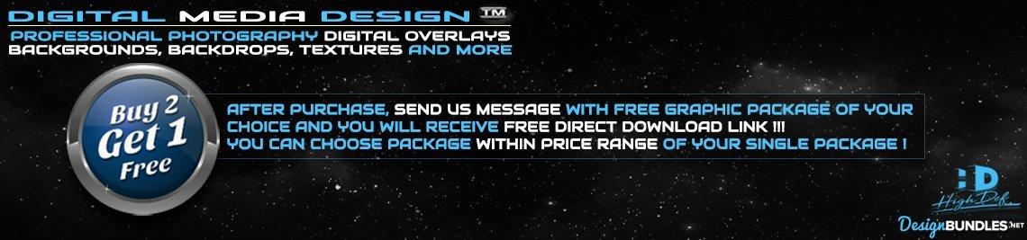 DIGITAL MEDIA DESIGN Profile Banner