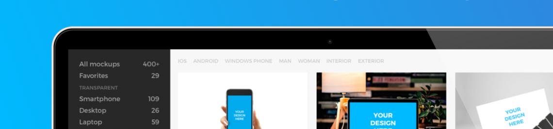 Smartmockups Profile Banner