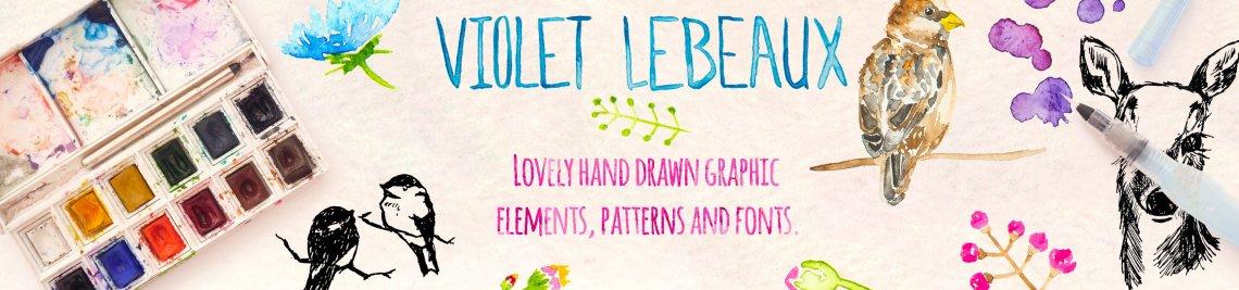 Violet LeBeaux Graphics Profile Banner