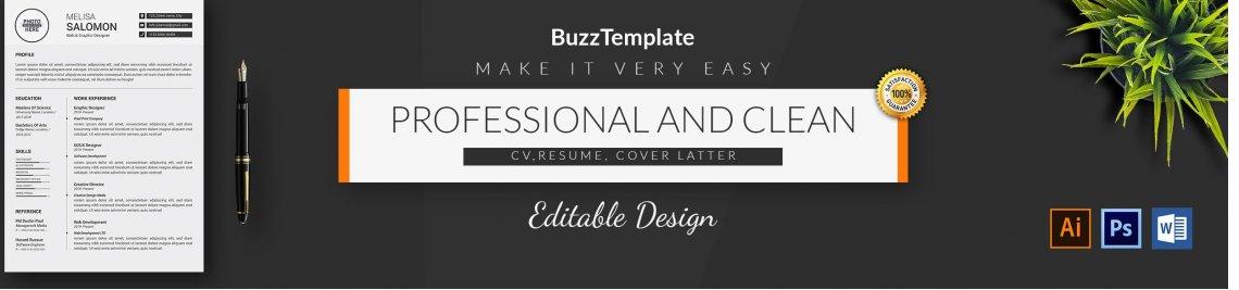 BuzzTemplate Profile Banner