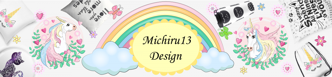 Michiru13 Design Profile Banner