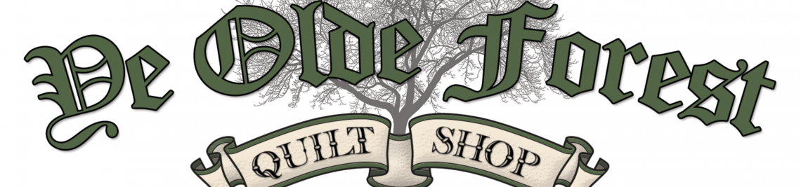 Ye Olde Forest Quilt Shop Profile Banner