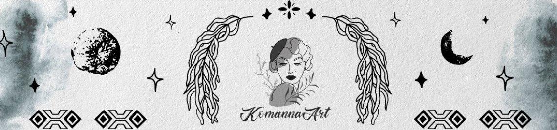 KomannaArt Profile Banner