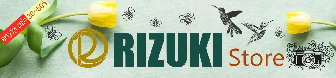 RIZUKI STORE Profile Banner