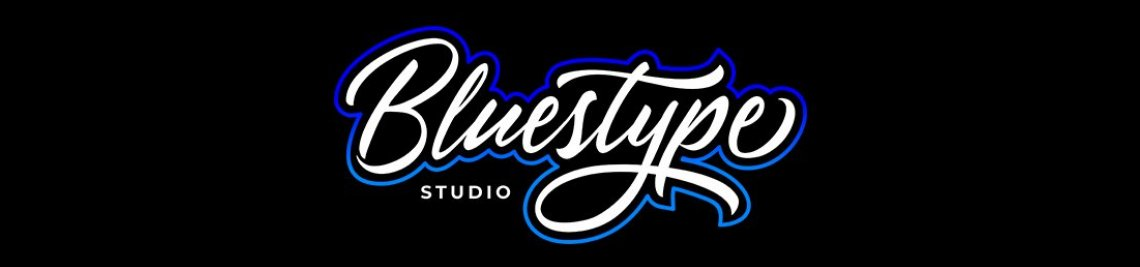 Bluestype Studio Profile Banner