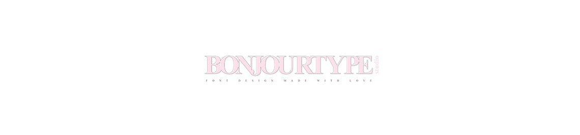 BONJOURTYPE Profile Banner