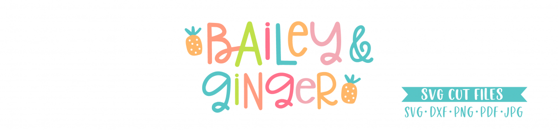 Bailey and Ginger Profile Banner