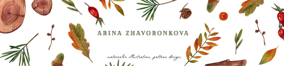 Arina Zhavoronkova Profile Banner