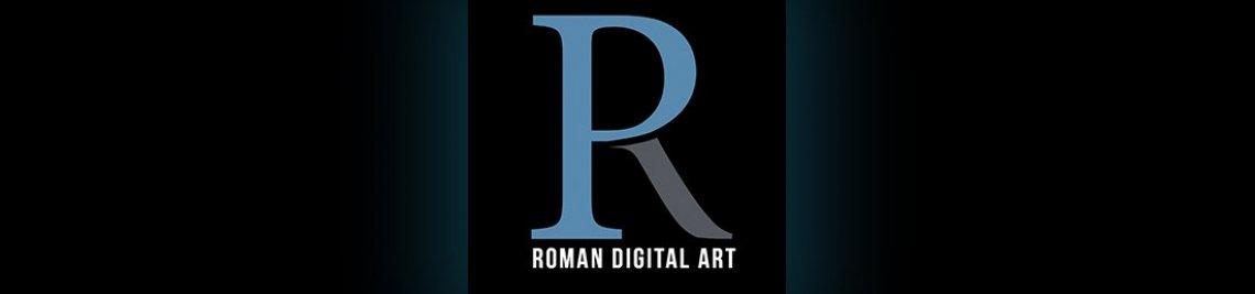 RomanDigitalArt Profile Banner