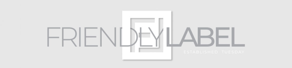Friendly Label Profile Banner