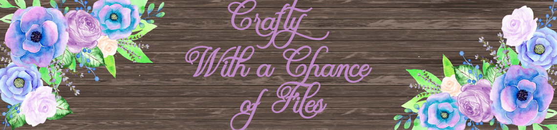 Crafty With a Chance of Files Profile Banner