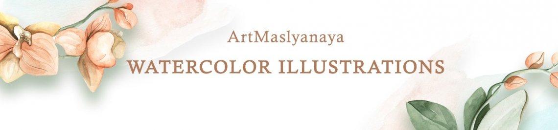 ArtMaslyanaya Profile Banner