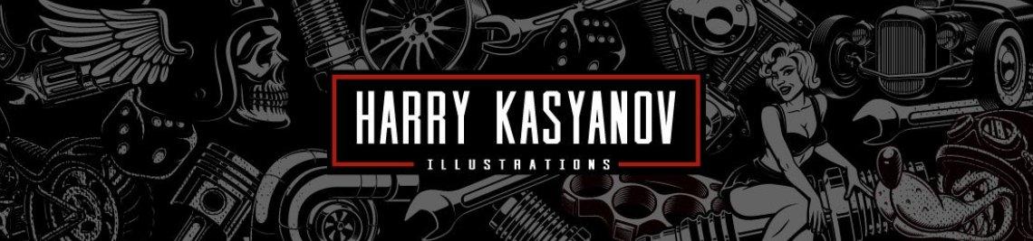 Harry Kasyanov Profile Banner