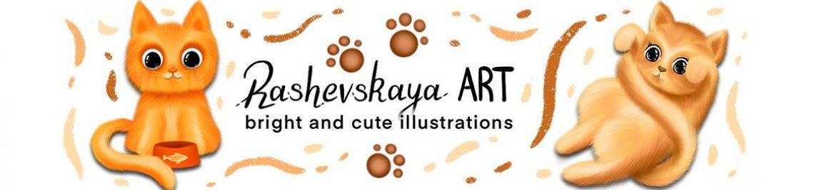Rashevskaya Art Profile Banner
