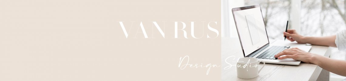 VanRusMockups Profile Banner
