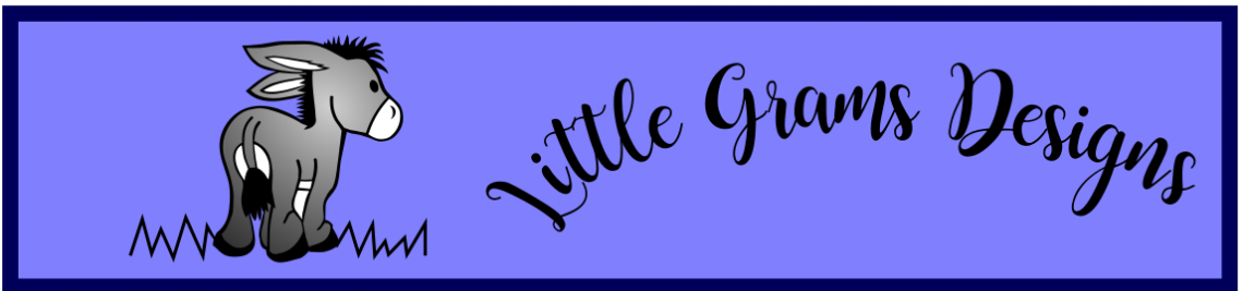Little Grams Designs Profile Banner