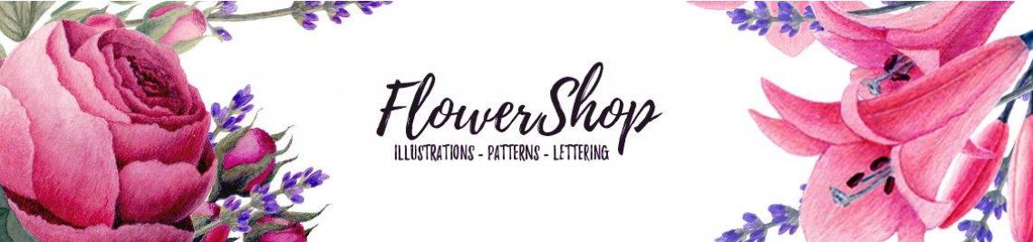 FlowerShop Profile Banner
