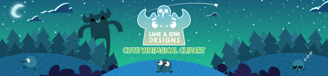 Lime and Kiwi Designs Profile Banner
