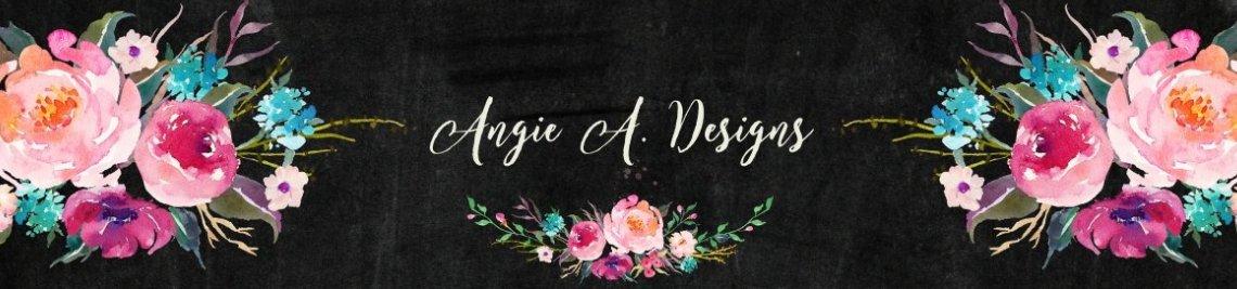 AngieA Designs Profile Banner