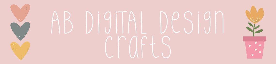 AB Digital Design Crafts Profile Banner
