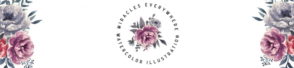 Miracles Everywhere Profile Banner