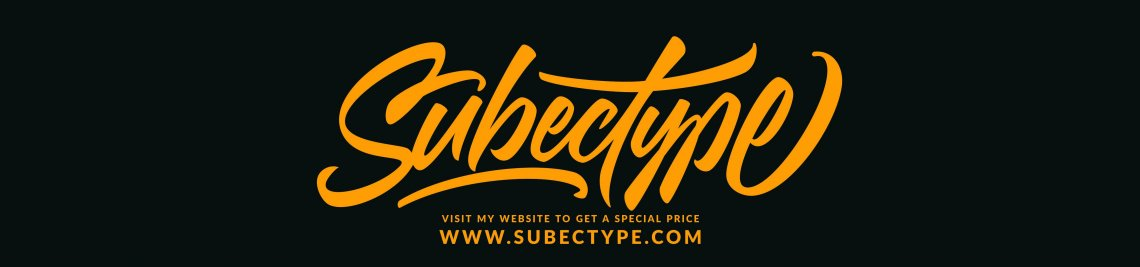 Subectype Profile Banner