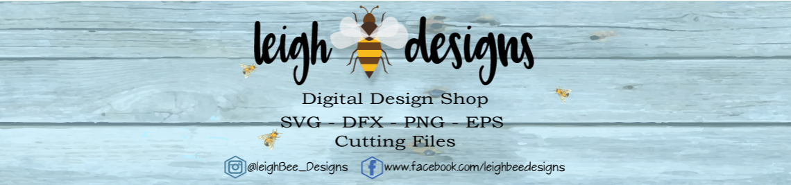 LeighBee Designs Profile Banner