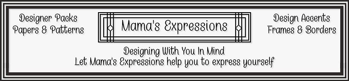 Mamas Expressions Profile Banner