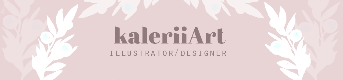 KaleriiArt Profile Banner