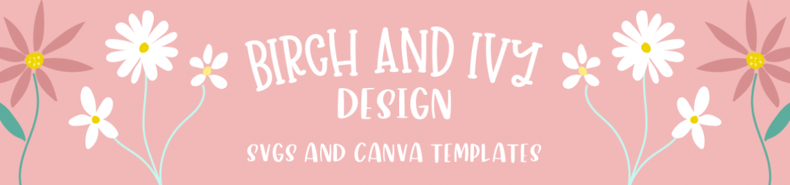 Birch and Ivy Design Profile Banner