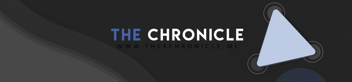 The x Chronicle Profile Banner
