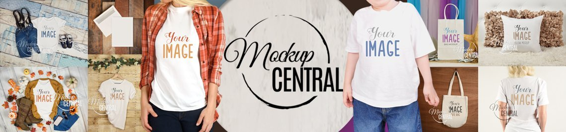 MockupCentral Profile Banner