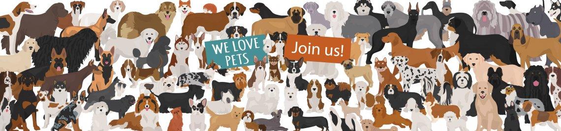 Pet design shop Profile Banner