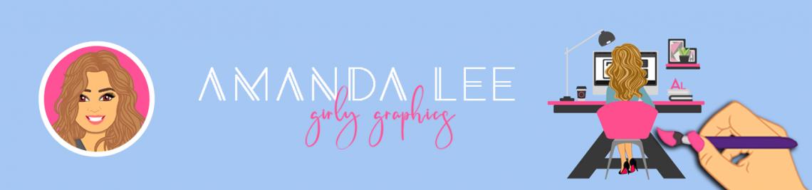 Amanda Lee Illustration & Graphics Profile Banner