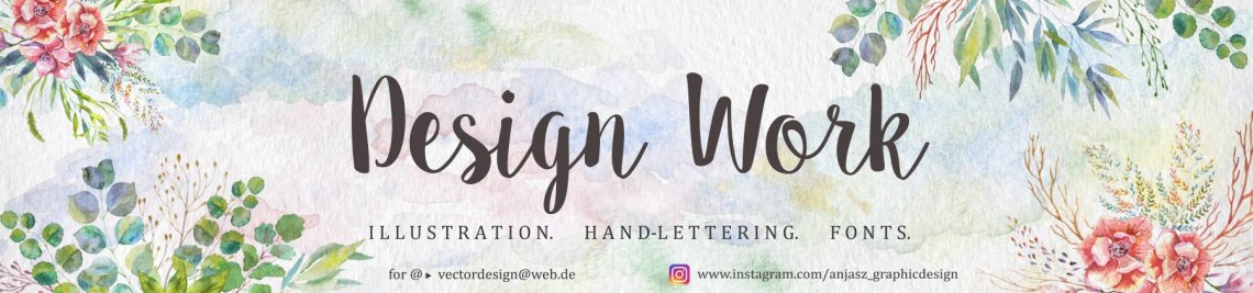Design Work Profile Banner