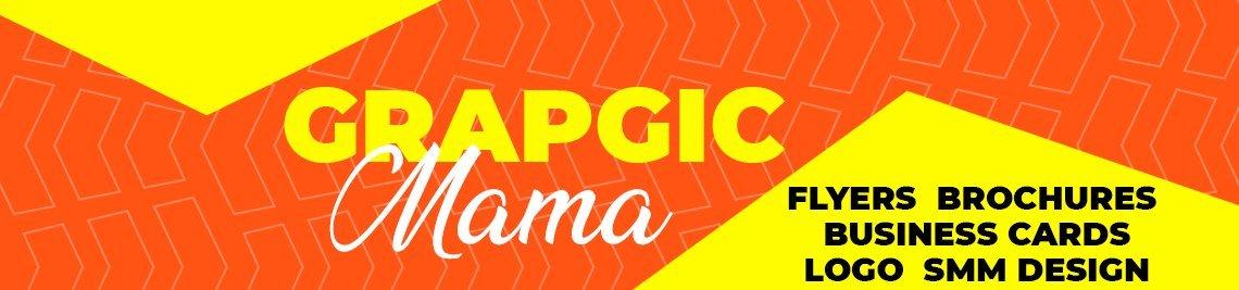 Graphic Mama Store Profile Banner