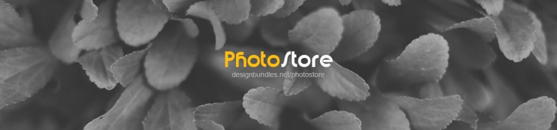 Photo Store Profile Banner