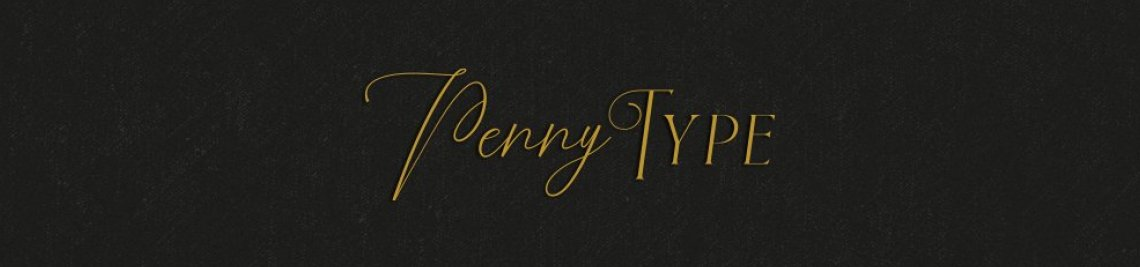 Penny Type Profile Banner