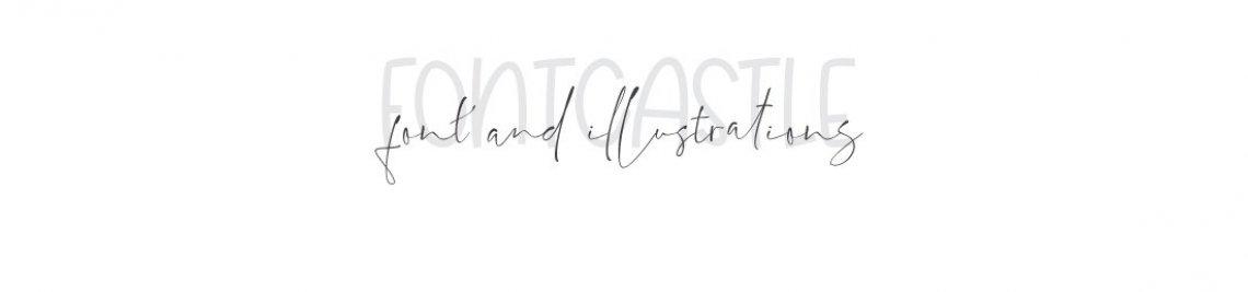 Font Castle Profile Banner