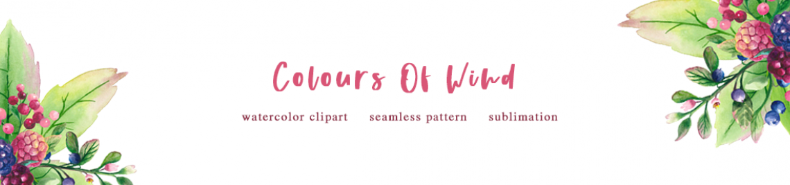 Colours Of Wind Profile Banner