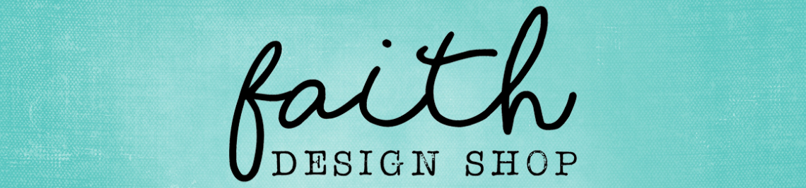Faith Design Shop Profile Banner