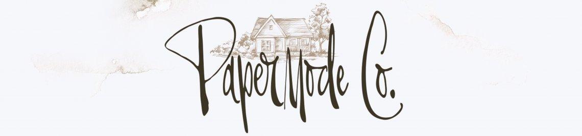Papermode Co Profile Banner